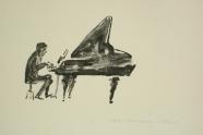 Arno Mohr: <br />Klavierspieler