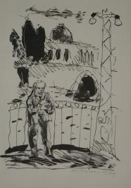 Arno Mohr: <br />Selbst vor der Museumsinsel