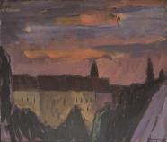 Klaus Roenspieß: Berliner Abend