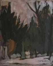 Klaus Roenspieß: Buchholzer Winter
