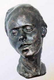 Sinnende (Porträt Hanna Berger)