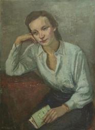 Bildnis Frau Findeisen