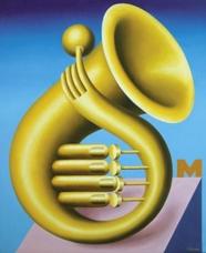 Gelbes Horn (mit M)