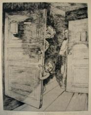 Lea Grundig: Die Türen