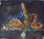 """Brot"", Hommage á Chardin"