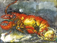 Hummer+Krabbe