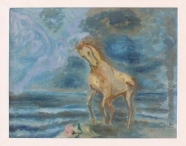 Pferd am Meer