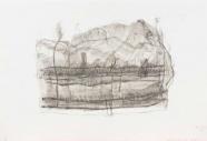 Gerhard Altenbourg: Berge an einem jener Flüsse