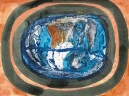 Gerhard Altenbourg: Im Moos der Nacht