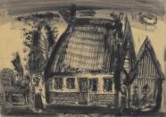 Bauernhaus in Born