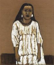 Herta Günther: Zigeunerin I
