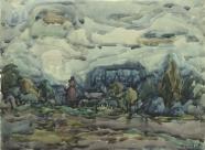 Hans-Peter Hund: Landschaft
