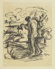 Heinrich Graf von Luckner: Zwei Frauen