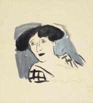 Herta Günther: Damenporträt